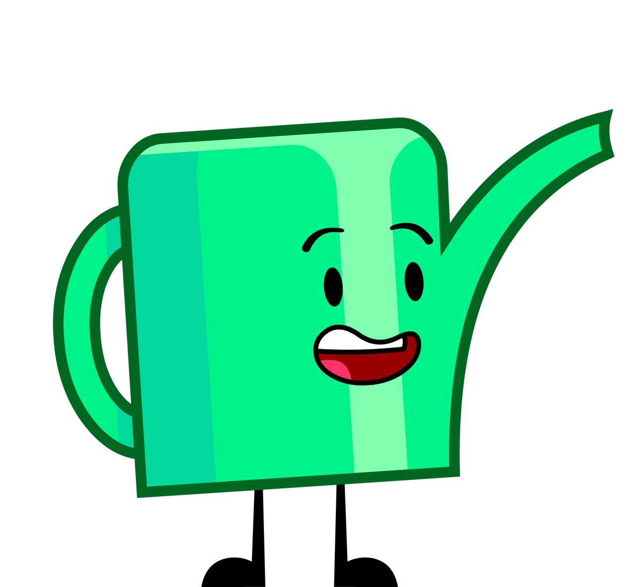 Watering Can (Object Explosion)