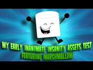 My Early Inanimate Insanity Assets Test