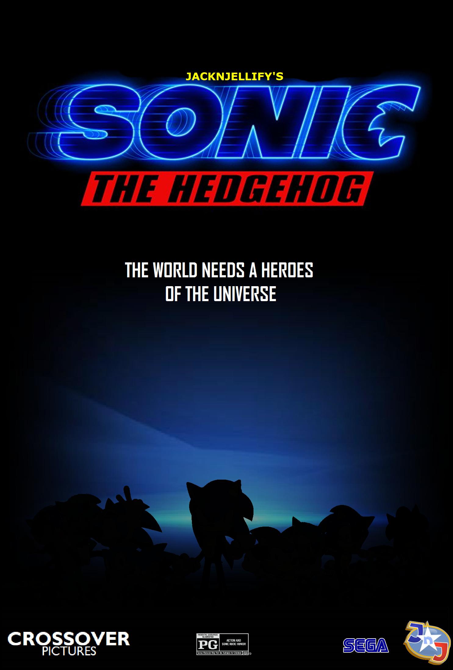 Jacknjellify's Sonic The Hedgehog