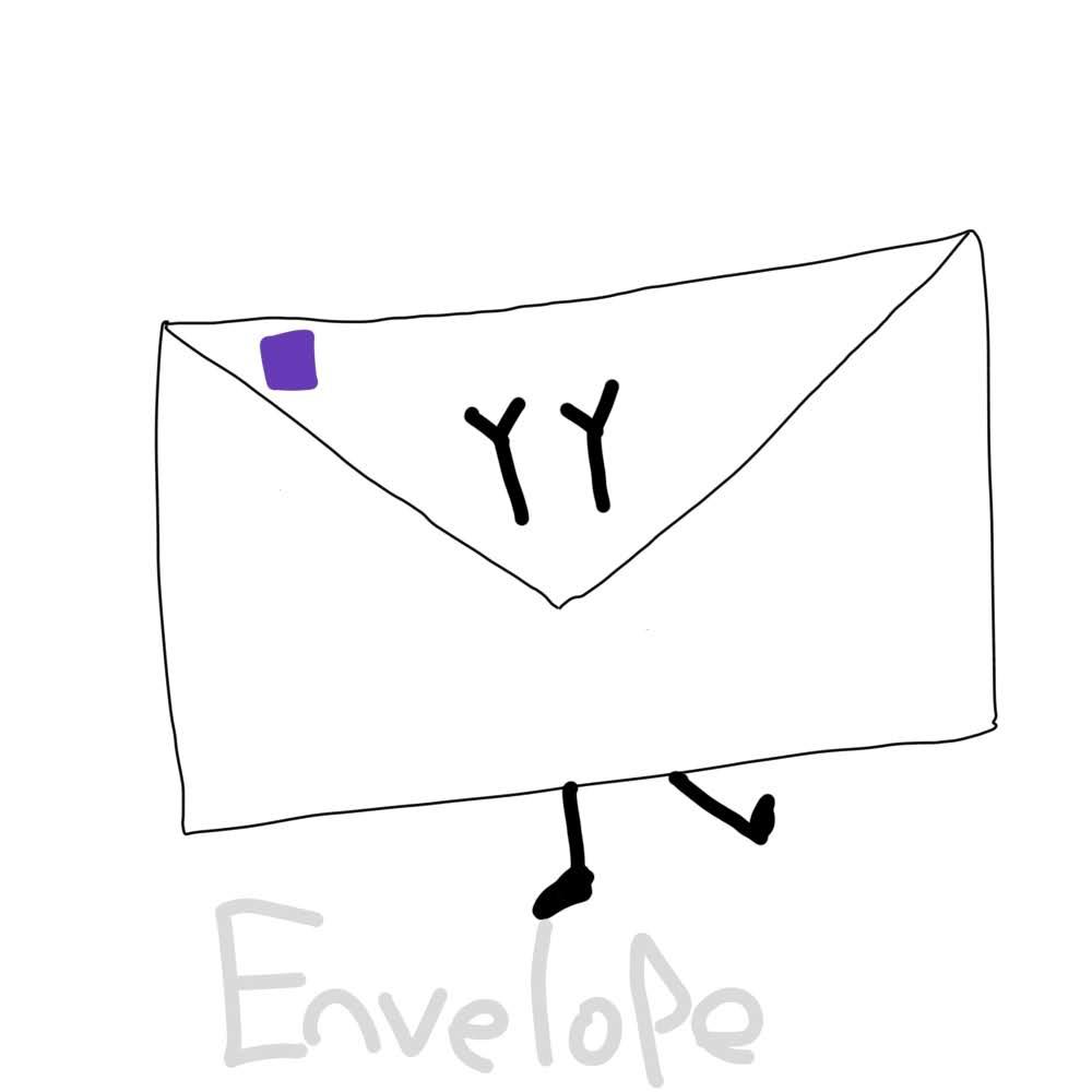 Envelope (Object Oblivion)