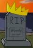 Woody's Valiant Tombstone