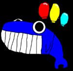 Balloon Whale (Battle Monster)