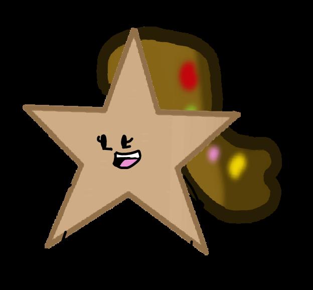 Chocolatey Star