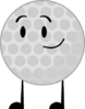 Golf Ball pose new