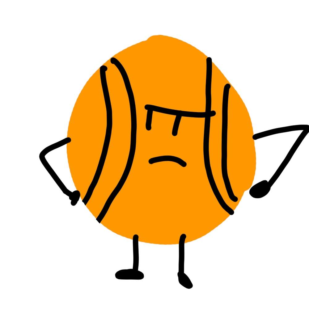 Basketball (Object Oblivion)