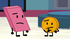 Coiny and Eraser (BFDI Among Us)