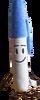 Transparent Pen the Plush