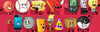 Inanimate Insanity Characters (BFSU)