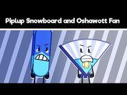 Pokitem Timelapses 3- Piplup Snowboard and Oshawott Fan