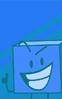Blue Blocky's BFB 17 Icon