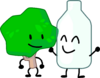 Bottle and Tree