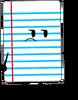 Paper Sheet (Pose)
