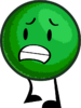 Green Ball - Object Exhilarated