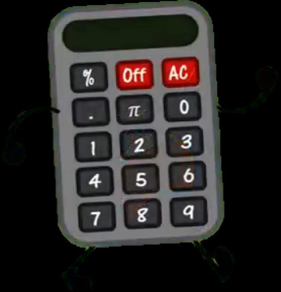 Calculator (Object Land)