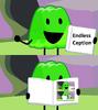 Gelatin's Endless Ception Book