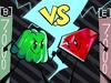 11 votes apart (Gelatin vs Ruby)