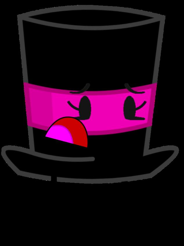 Magenta Top Hat