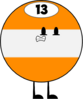 Thirteen Ball (Pose)