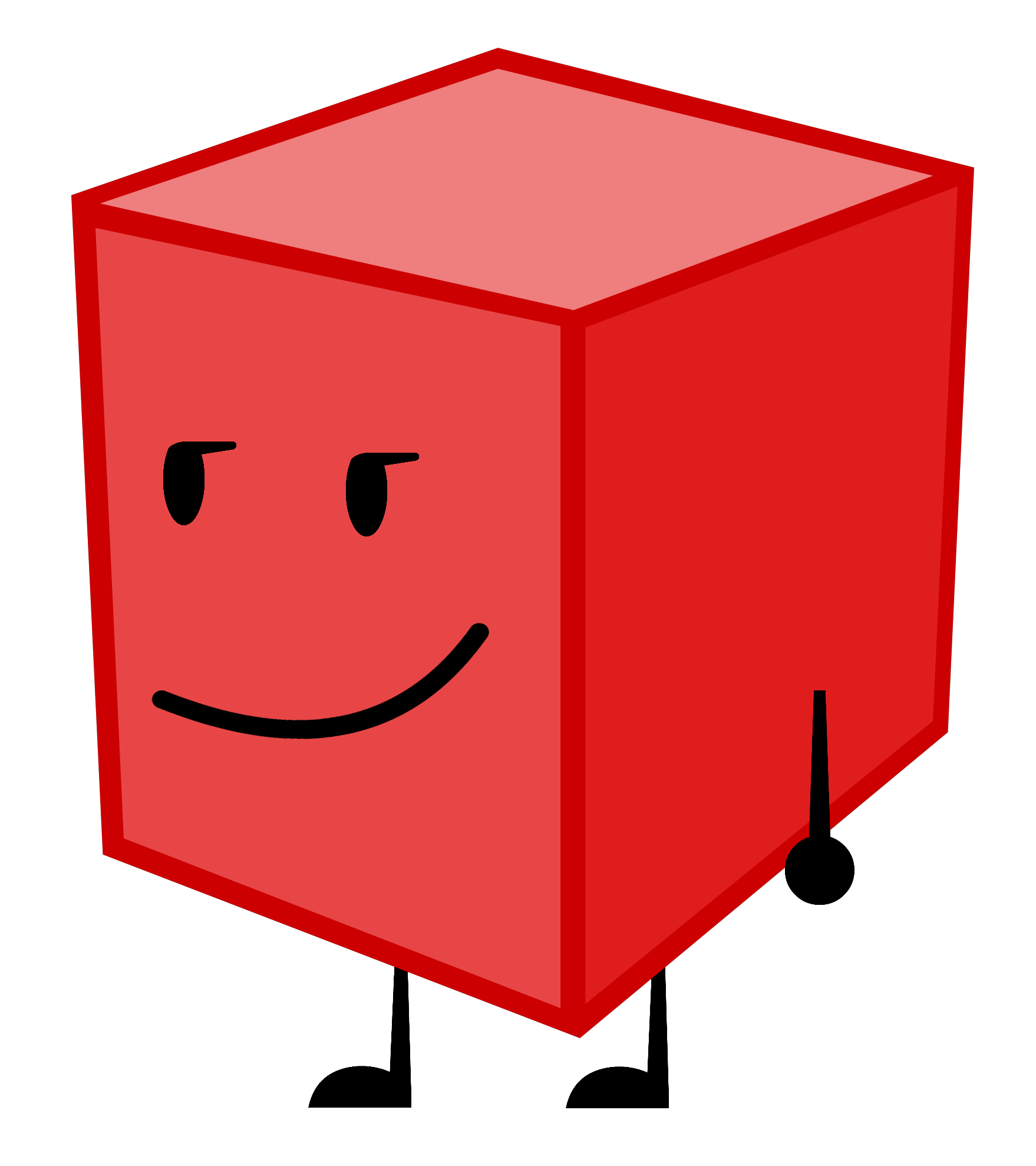 Cube (Blocky's Brother OC)
