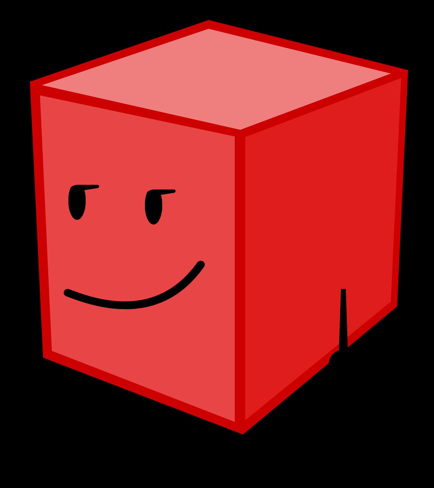 Cube (Blocky's Brother OC)