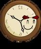 Clock Pose