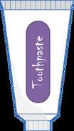 New toothpaste idle