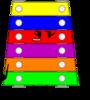 Xylophone (Pose)