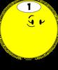 One Ball (Pose)