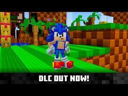 Sonic x Minecraft DLC- Official Trailer