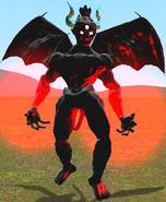 Cartoon Demon (Trevor Henderson)