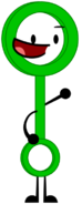 Green Bubble Wand (Object Variations)