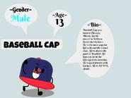 Baseball Cap Bio