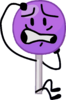 Lollipop Scared (BFB 19)