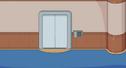 Toppat Airship's Quarters Hallway 1