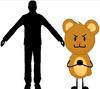 Teddy Bear Size Comparison
