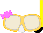 Snorkel mask body by zephyranimation14-dbhxprl