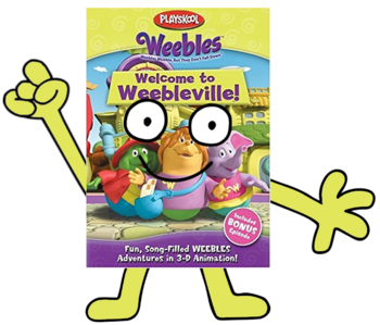 Weebles DVD
