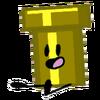 Yellow Warp Pipe BFSU