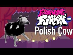 FNF Polish Cow Mod