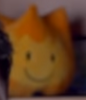 Firey plush shown in BFB 25 credits