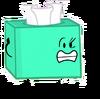 Tissue box BFMA