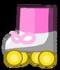 Glitter Rollerskate's Body