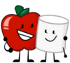Apple And Marshmallow New