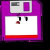 Floppy Disk (Pose)