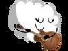 Cottony Pose ~ Guitar