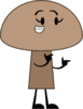 Mushroom (Pose)