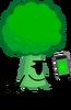 Broccoli BFTGM Pose