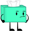 New Tissues Pose