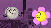 Flower and Rusty Coin (BFB 24)