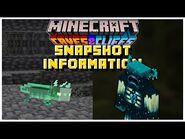 Caves & Cliffs Part 2 SNAPSHOT INFORMATION - Minecraft Caves & Cliffs Update